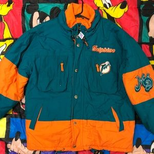 Other - 90's Mirage NFL Daulphins Puffer